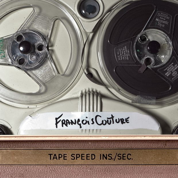 François Couture - TAPE SPEED