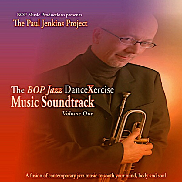 4. BOPJazz Exercise Music - Track Four: 'TAKE IT LITE / BOP SHUFFLE'