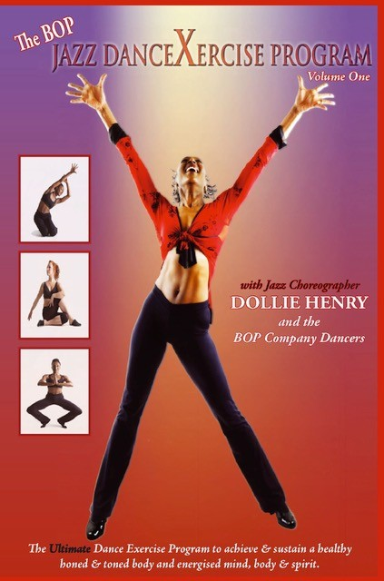 The BOPJazz Dance Exercise Program (DVD)