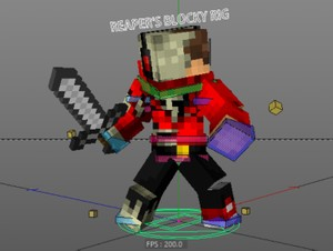Reaper's Blocky MC Rig