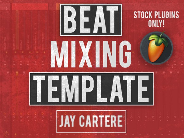 FL Studio Trap Beat Mixing Template (STOCK PLUGINS ONLY)