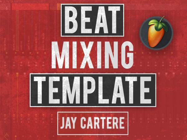 FL Studio Trap Beat Mixing Template