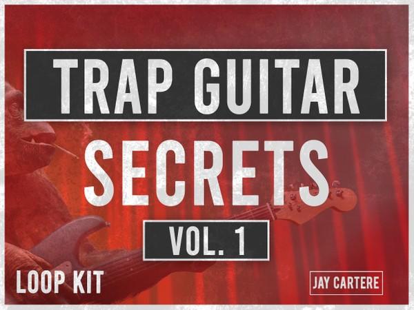 Trap Guitar Secrets Loop Kit