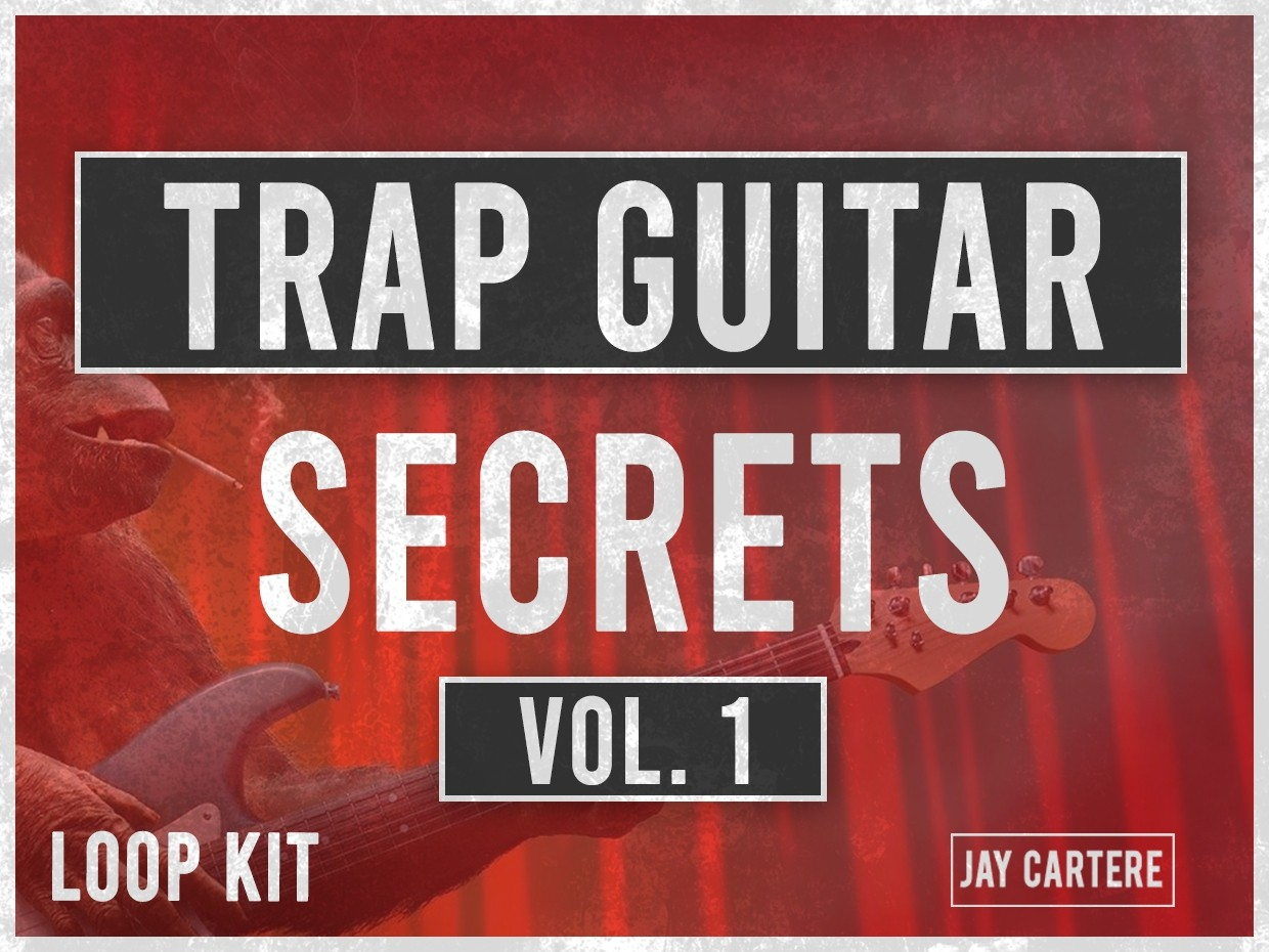 Trap Guitar Secrets Loop Kit