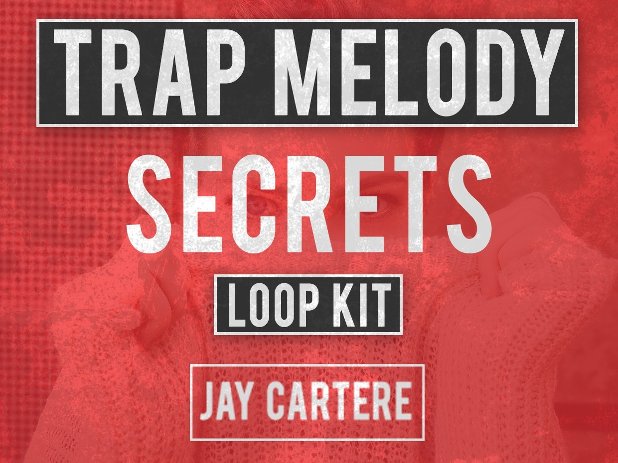 Trap Melody Secrets Loop Kit