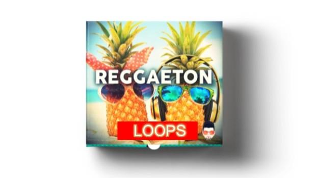 LIBRERIA (REGGAETON LATINO LOOPS) - LOS MEJORES LOOPS - 2018