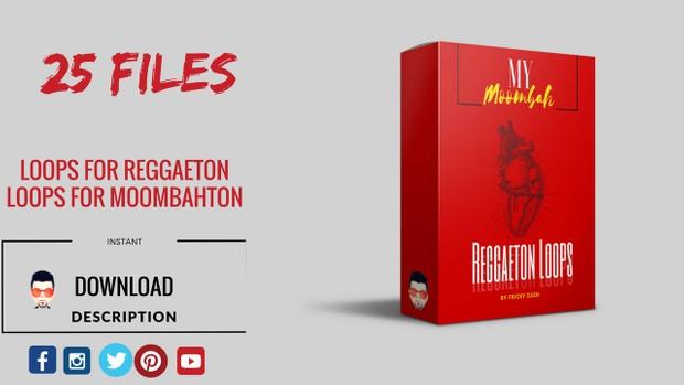 LIBRERIA RAGGAETON - MOMBAHT 2018 - EXCLUSIVA
