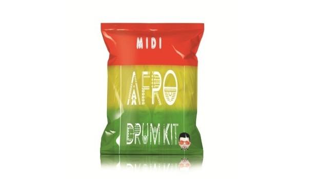 AFRO DRUM KIT- MIDI