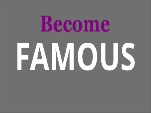 BECOME FAMOUS MP3