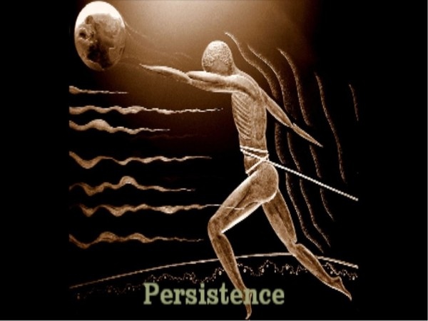 The Power Of Persistence MP3