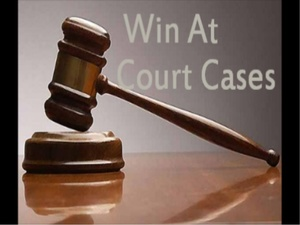 Win At Court Cases MP3