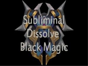 Dissolve Black Magic MP3