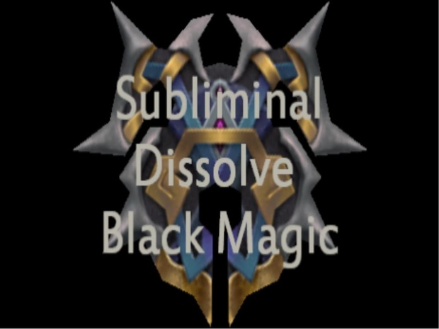 Dissolve Black Magic MP3
