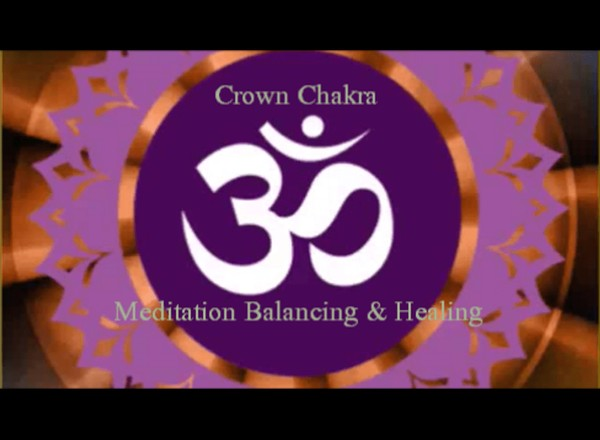 CROWN CHAKRA CLEANSING & RE-ALIGNMENT