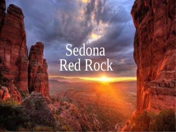 Sedona  Red Rock Shamanic Meditation