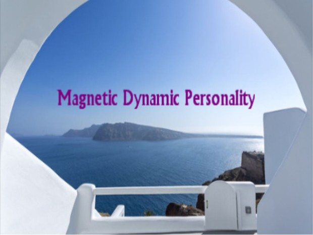 Magnetic Personality MP3