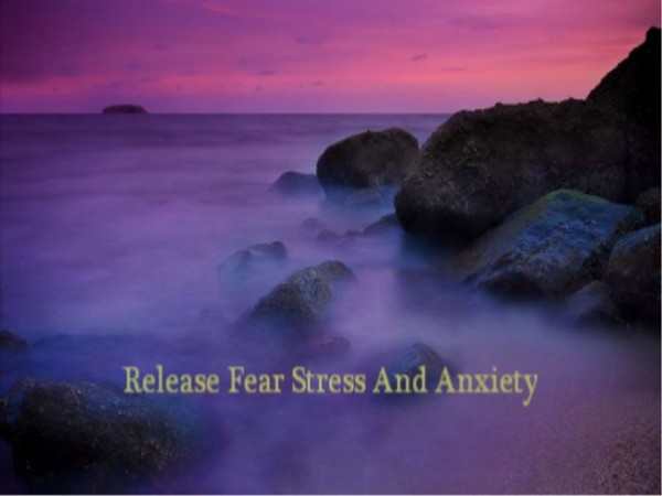 Release Fear Stress Anxiety MP3