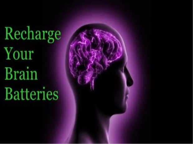 Recharge Your Brain Batteries MP3