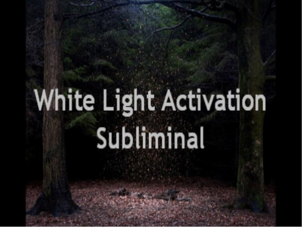 White Light Activation MP3