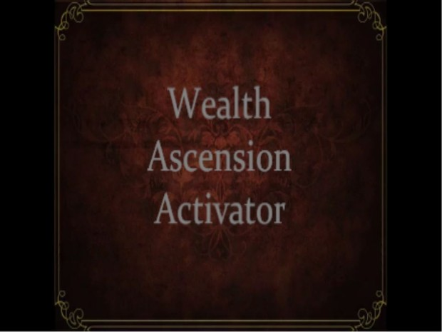 Wealth Ascension Activator MP3
