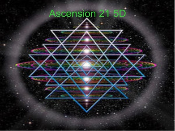 Ascension 21 5D MP3