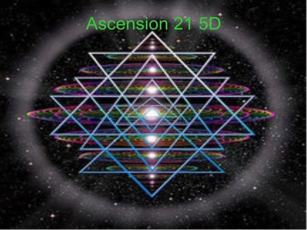 Ascension 21 5D MP3