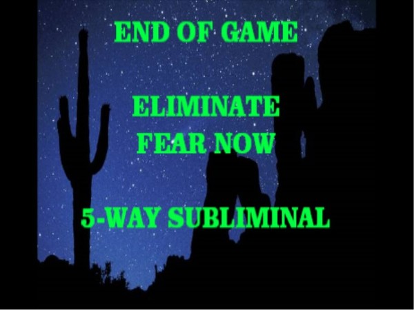 Eliminate Fear Now MP3