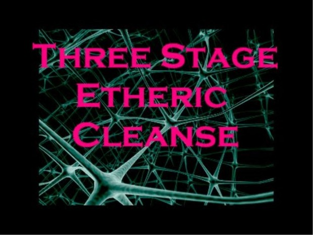 Etheric Cleanse MP3
