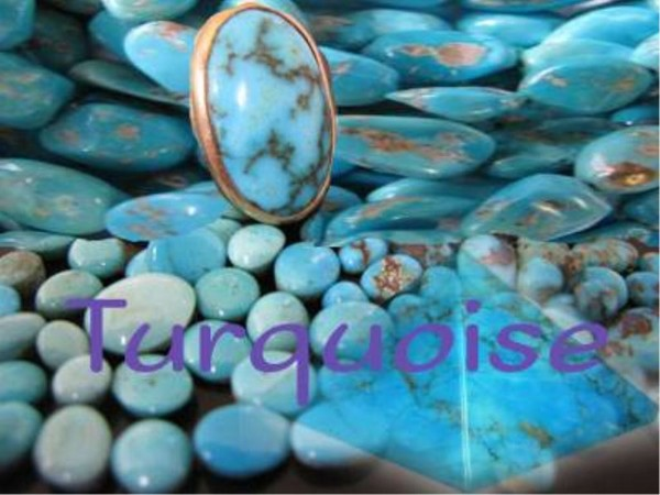 Turquoise Frequency Vibration