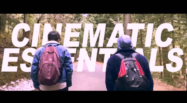 2020 Cinematic Essentials LUT Pack + Seamless Transitions