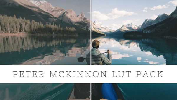 (Official) Peter McKinnon Inspired LUT Pack