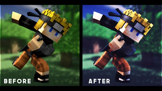 Alstar's_Minecraft_Render Effects_Color Correction Pack!