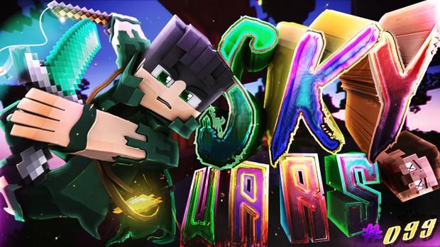 Minecraft Thumbnail!