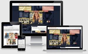 Julia Roberts WordPress theme