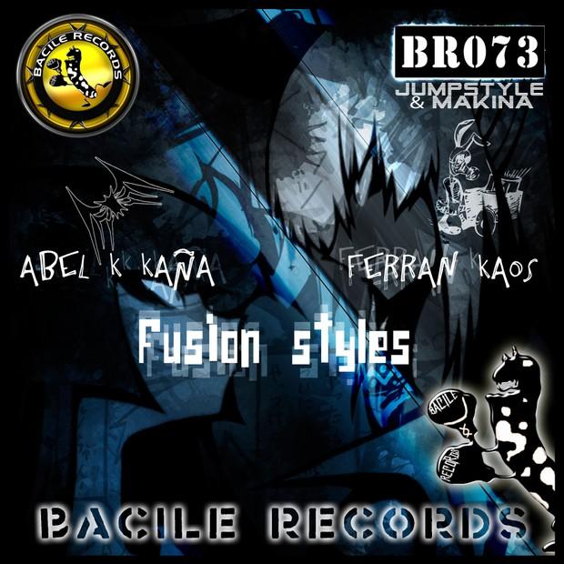 (Track) BR 073 Abel k´kaña & Ferran Kaos - It´s the Newstyle