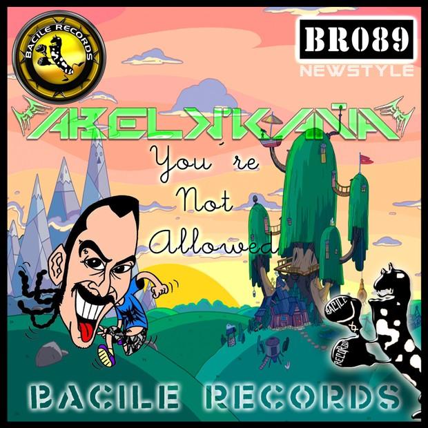 BR 089 Abel k´kaña - You´re not Allowed