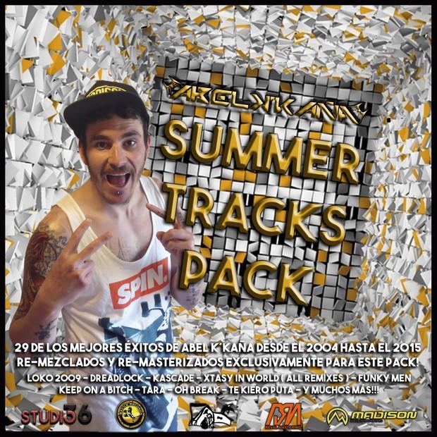 (MP3) ABEL K´KAÑA SUMMER TRACKS PACK