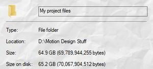 2 C4D Project File
