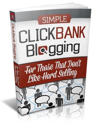 Simple Clickbank Blogging
