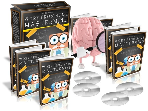Work At Home Mastermind with Master Resale Rights