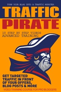 Traffic Pirate - Attract Visitors To Your Blog
