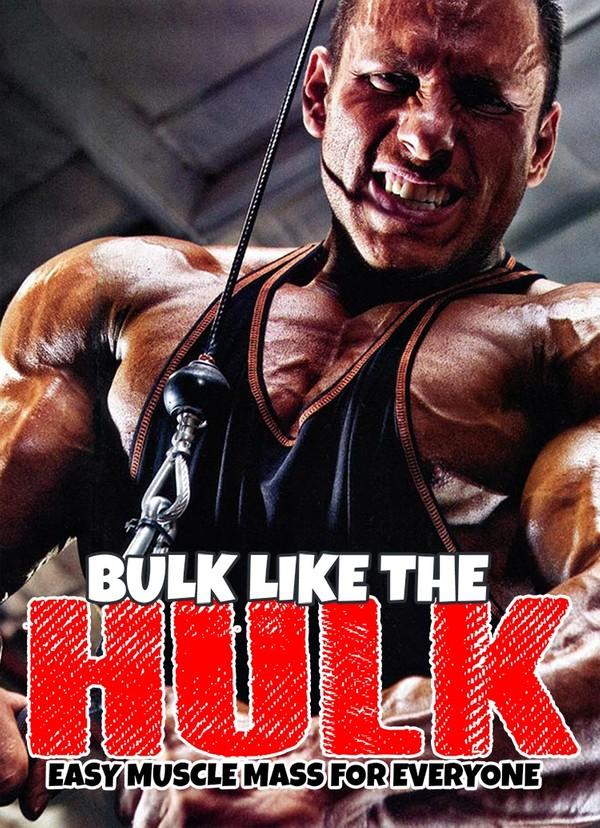 Bulk Like The Hulk with MRR