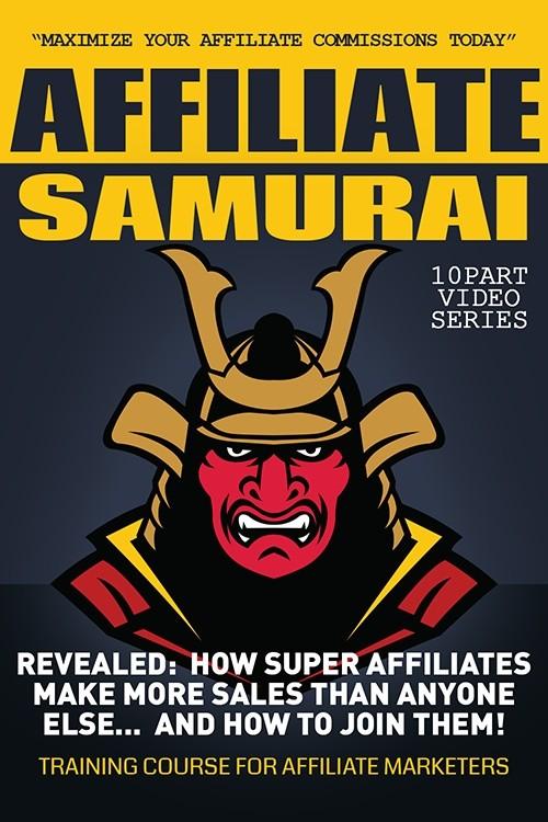 Affiliate Samurai - Maximize Your Commissions Today