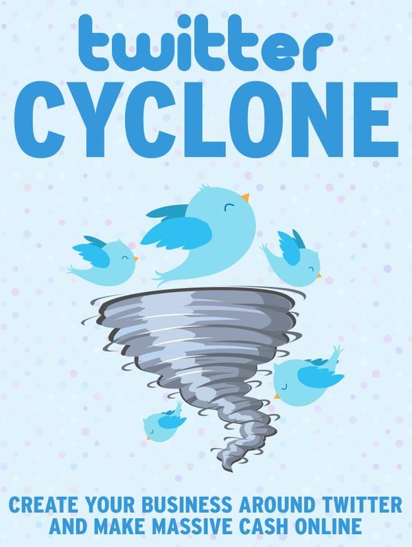 Twitter Cyclone
