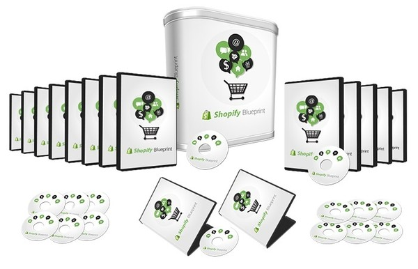 Shopify Blueprint with MRR