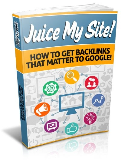 Juice My Site