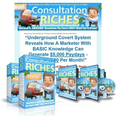 Consultation Riches with Master Resale Rights