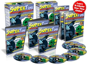 Super Time Management with Master Resale Rights