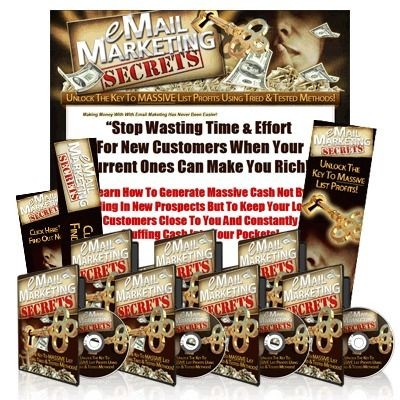 Email Marketing Secrets with Resale Rights
