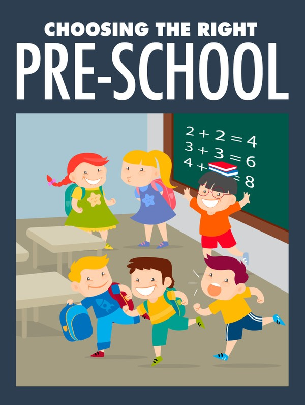 Choosing The Right Pre-School